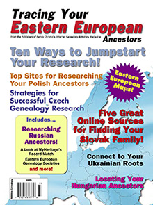 Tracing Your Eastern European Roots