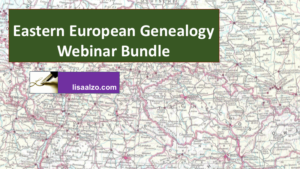 Eastern European Genealogy Volume I