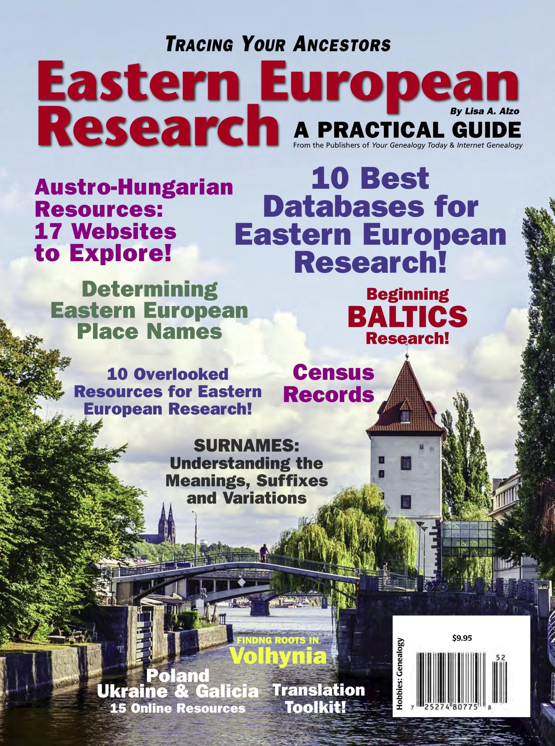 Tracing Eastern European Ancestors Volume 2